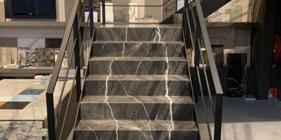 Een trap van niveau