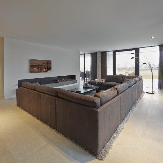 Natuursteen woonkamer | Rene Thijs Natuursteen Asten