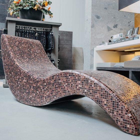 Natuurstenen meubels